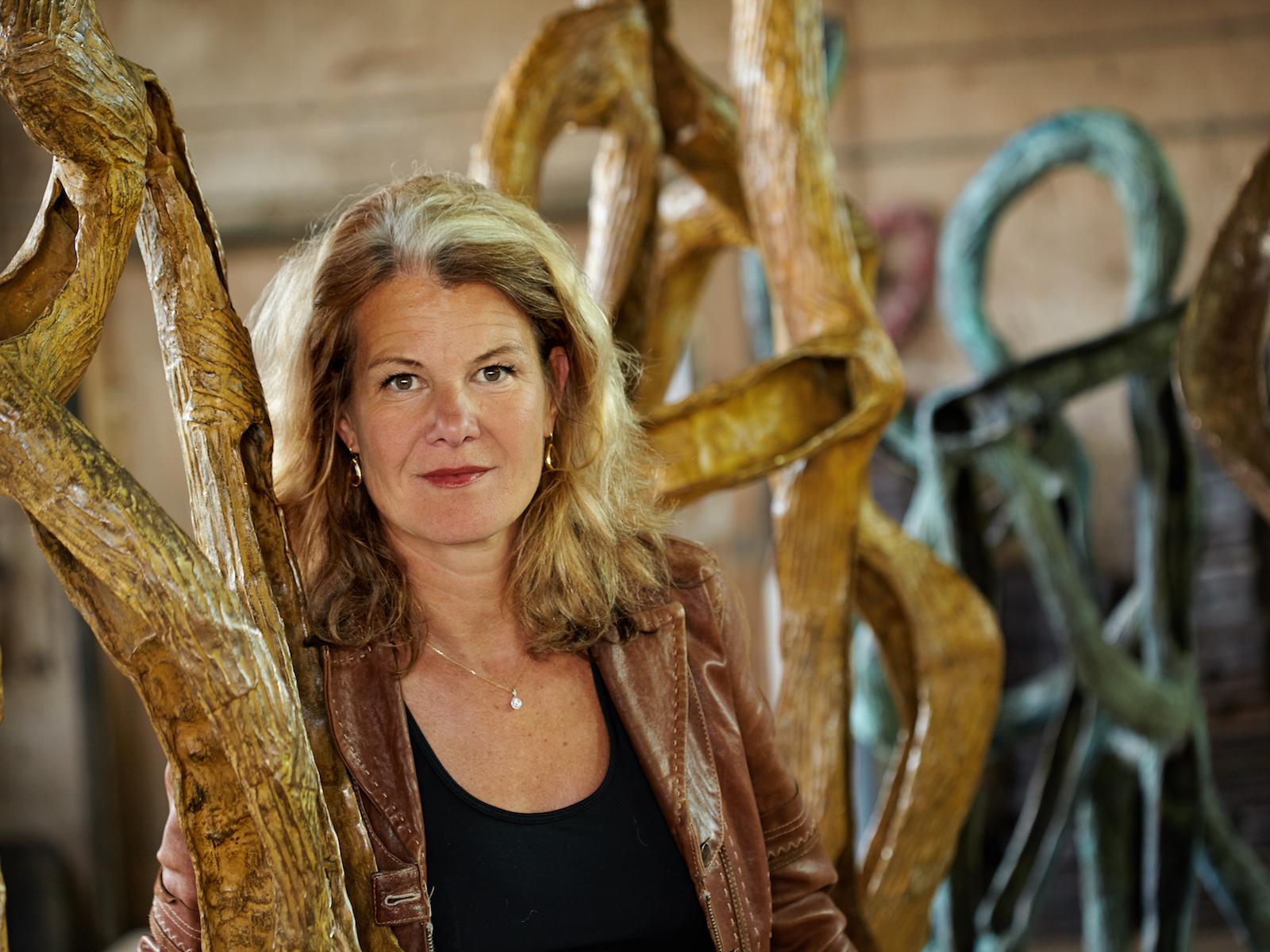 Portret Margot Berkman Dwaallichten van orden